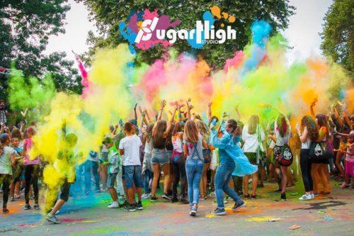 Фестивал на цветовете Варна  15.09.2016